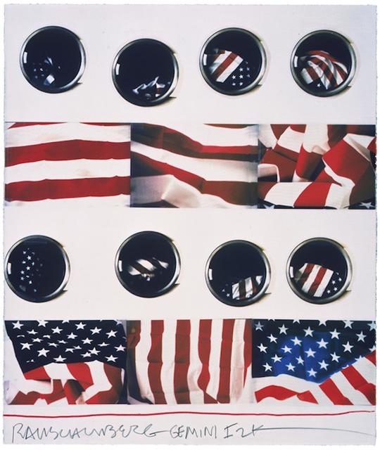 Robert Rauschenberg, 'Wash', 2000, Upsilon Gallery