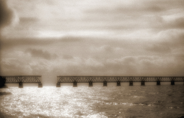 , 'Bridge to Escape,' 2006, Flow 305