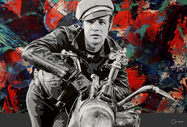 ", '""The Wild Ones, Brando and G"",' 2018, ARDT Gallery"