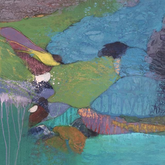 , 'FaunaFloraFigure35,' , Chicago Art Source