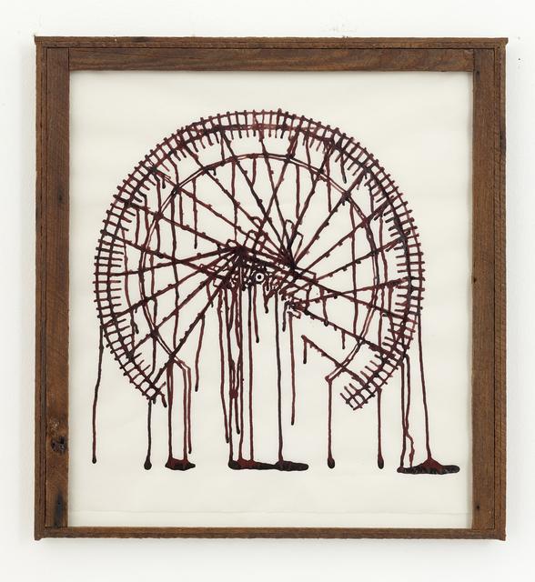 , 'The Syrian Wheel,' 2014, Thomas Rehbein Galerie