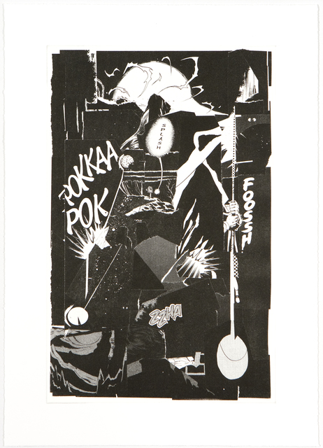 , 'Pokkaa Pok,' 2011, Graphicstudio USF