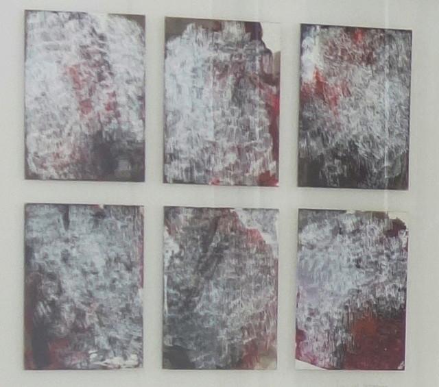 , 'Rosetta 3 (6 cards),' 2018, PontArte