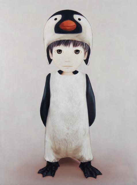 , 'penguin boy,' 2015, Gallery Tsubaki