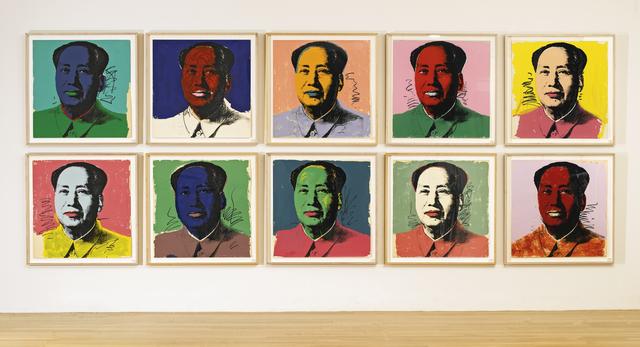 , 'Mao Portfolio,' 1972, OSME Gallery