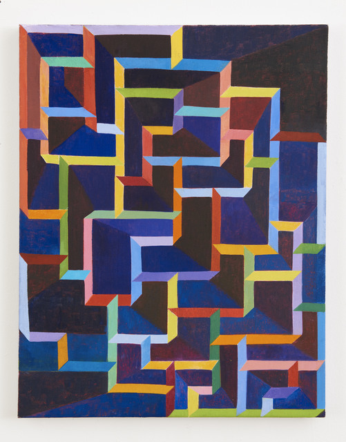 , 'I Y P,' 2015, Katherine Aungier + Alta Buden
