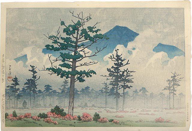 , 'Senjo Plain, Nikko,' 1937, Scholten Japanese Art