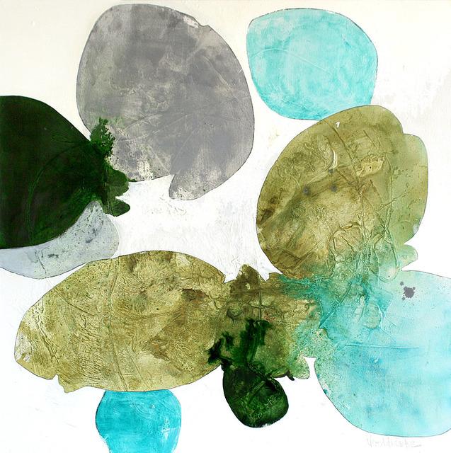 , 'Aqua Stella,' 2014, Kathryn Markel Fine Arts