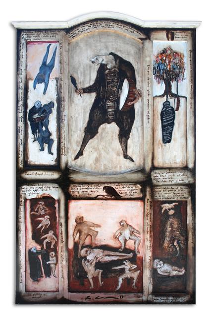 , 'Shaman Icon - Şaman İkonu,' 2013, Anna Laudel