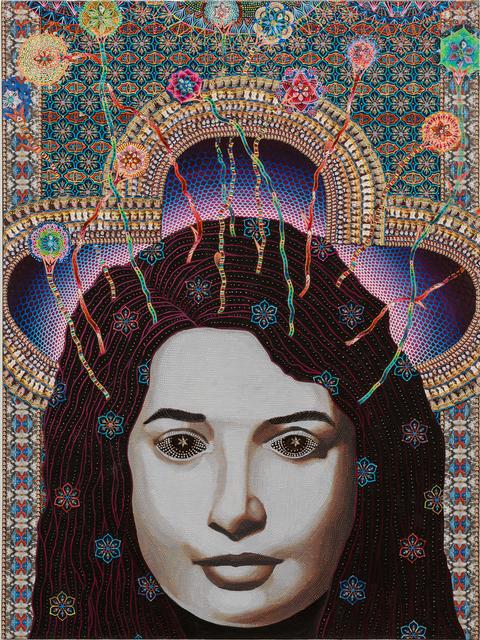 , 'Les Femmes D'Alger #66,' 2016, Lawrie Shabibi