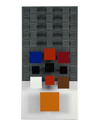 , 'Colores vibrantes,' 1998, Galería Cayón