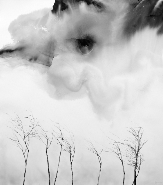 Lynn Lim 林丽云, 'Woods Amongst Clouds #2', 2017, White Space Art Asia