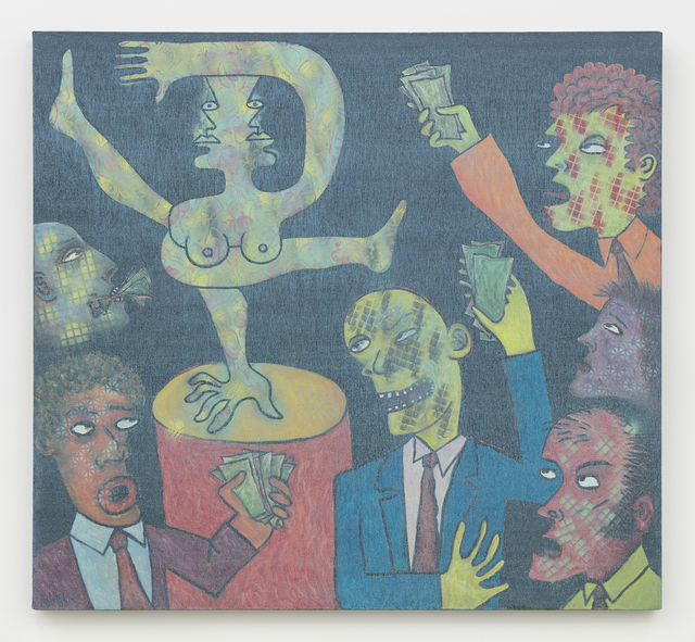 , 'Striptease,' 2018, Anna Zorina Gallery