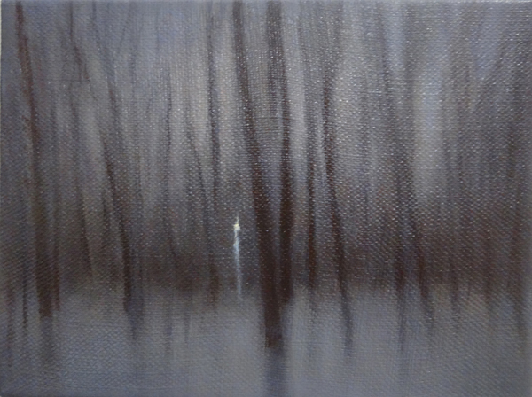 , 'Winter Woods I,' 2014, Nohra Haime Gallery