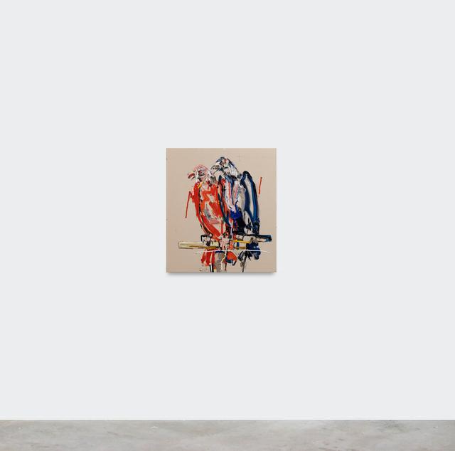 John Copeland, 'Metzgerhund Love Song', 2019, Painting, Oil on canvas, V1 Gallery