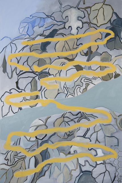 , 'Roots of Feelings XVIII,' 2015, Walter Wickiser Gallery