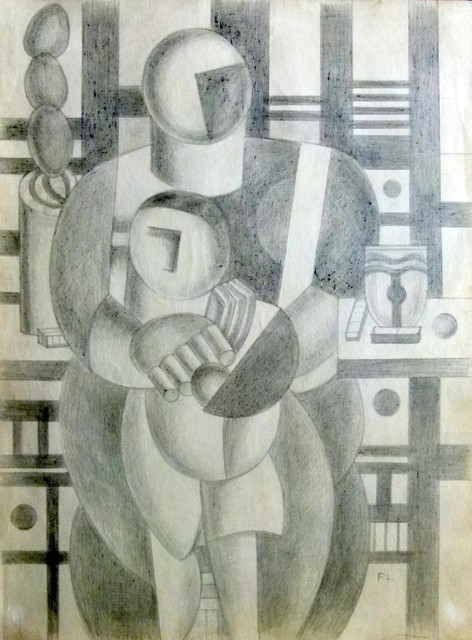 Fernand Léger, 'Untitled', 1945, Tranter-Sinni Gallery