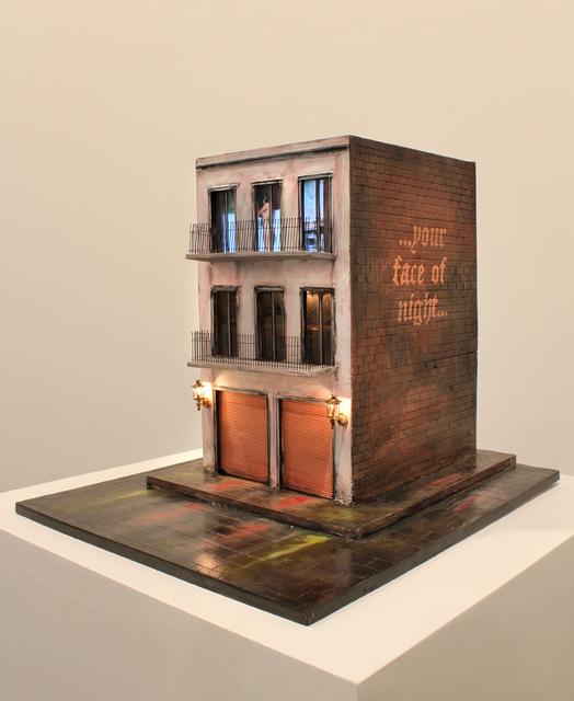 , 'Rainy Night,' 2013, Studio la Città