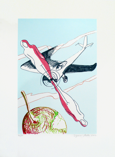 , 'Propellerfrauen ( Propeller women ),' 2002, Mike Karstens Galerie