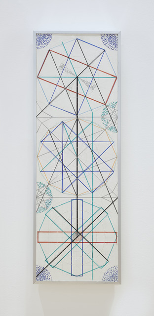 , 'Untitled (Geometric Relief),' 2004, Haines Gallery