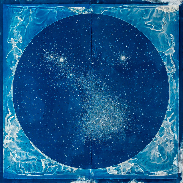 , 'Magellanic Cloud, after Henrietta Swan Leavitt,' 2016, Luis De Jesus Los Angeles