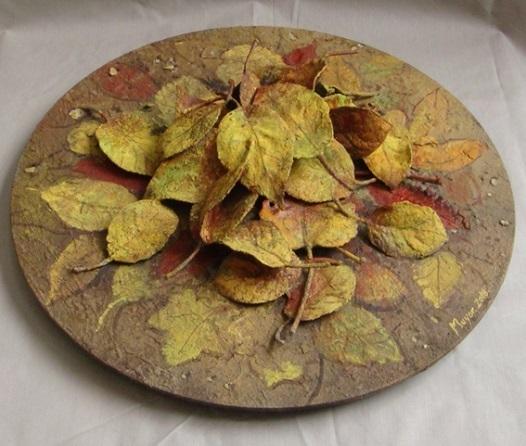 Rafael Muyor, 'Autumn leaves', 2018, Galería Marita Segovia