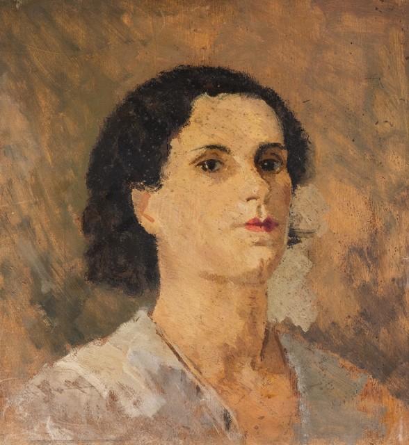 Domenico Colao, 'Ritratto di donna', Finarte