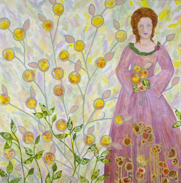 , 'Autumn Bouquet,' 2017, Basic Space Gallery