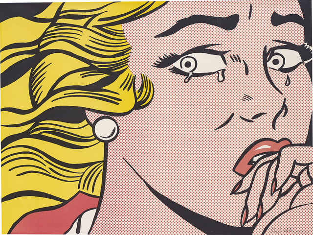 Roy Lichtenstein, 'Crying Girl', 1963, Phillips