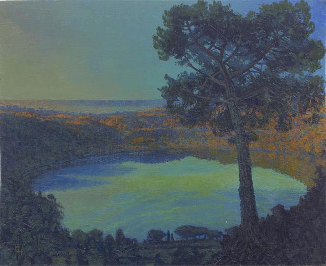 , 'Lake Nemi, A Certain Tree,' 2017, John Martin Gallery