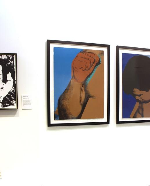 Andy Warhol, 'Muhammad Ali Complete Portfolio (FS II.179-182)', 1978, Print, Screenprint on Strathmore Bristol paper., Revolver Gallery