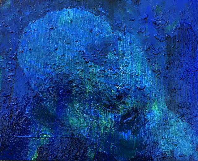Linnea Paskow, 'All Blue', 2018, John Davis Gallery