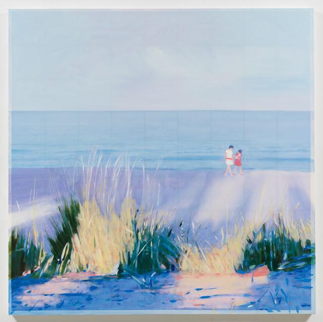 , 'Shadow Dunes,' 2018, Berggruen Gallery