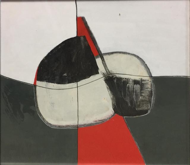, 'Marine Object: Red in Green,' 1962/1971, Waterhouse & Dodd
