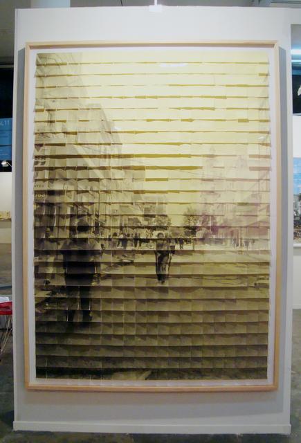""", '""""Notas de Esquecimento Nº VII"""", from the series """"Lembretes"""",' 2009, Portas Vilaseca Galeria"""
