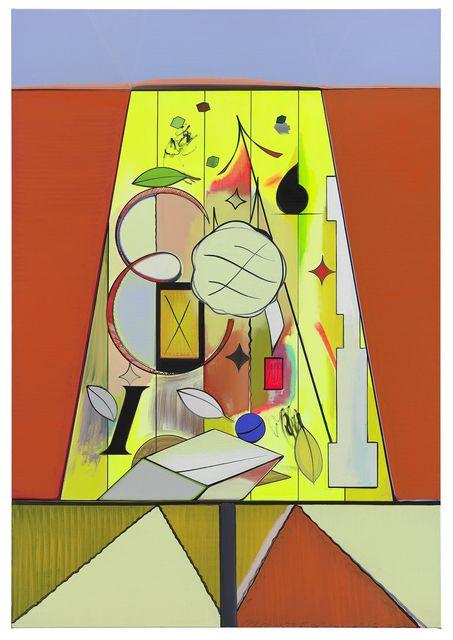 Thomas Scheibitz, 'CASINO', 2017, Tanya Bonakdar Gallery