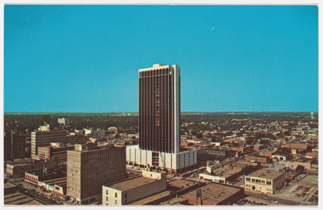 """Stephen Shore, 'Greetings from Amarillo, """"Tall in Texas""""', 1971, San Francisco Museum of Modern Art (SFMOMA)"""