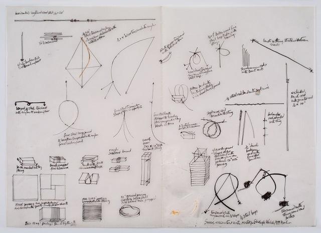 , 'Some Encounters With Reality,' 1977, Richard Saltoun