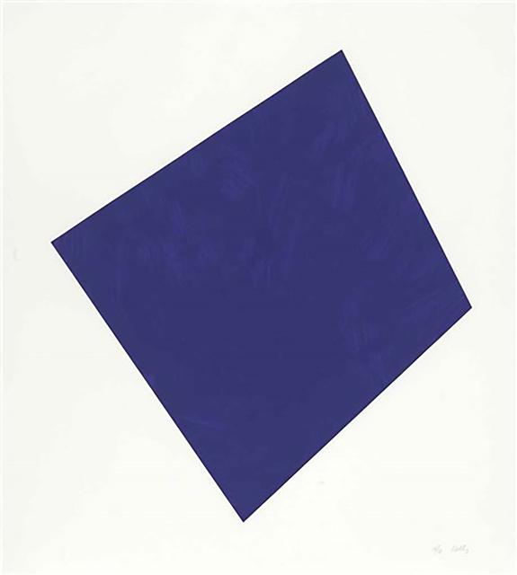 , 'Untitled (Purple),' 1988, Brooke Alexander, Inc.