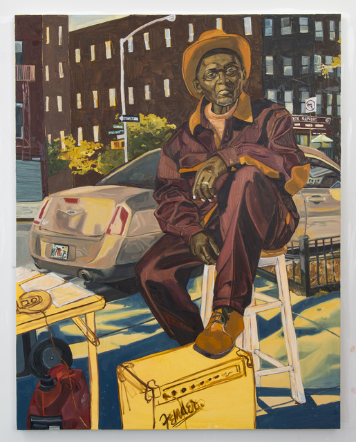 , 'James,' 2015, The Studio Museum in Harlem