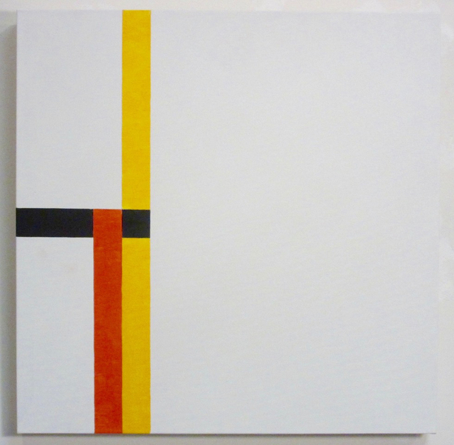 , 'Tensiones lineales/Espacios asimétricos, 14,' 2018, Dan Galeria