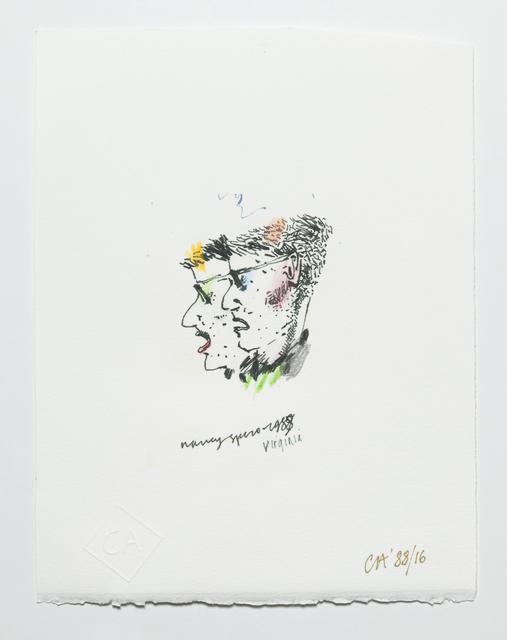 , 'Nancy Spero,' 1988-2016, Ronald Feldman Fine Arts