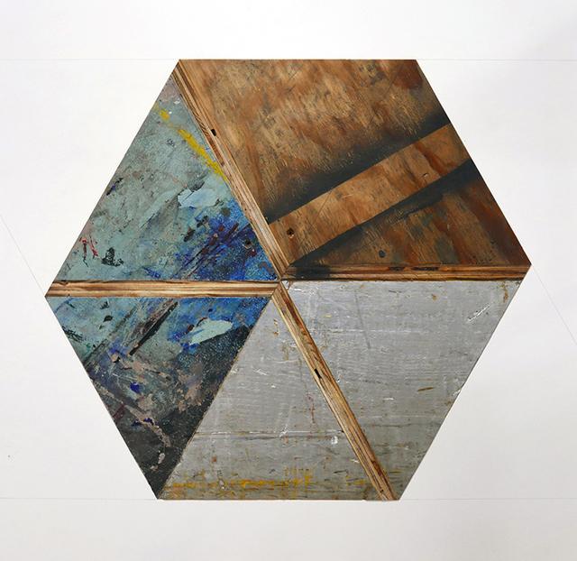 , 'The Eye Beholds Itself,' 2018, Bernay Fine Art
