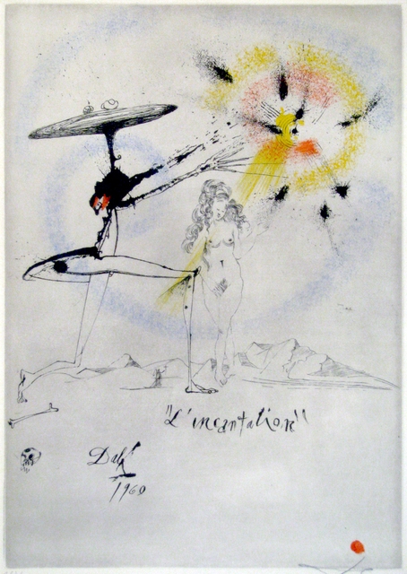 , 'The Incantation,' 1960, DTR Modern Galleries
