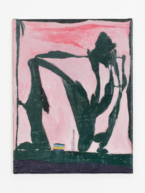 , 'Resting Fireman, Smoker,' 2018, Patrick Parrish Gallery
