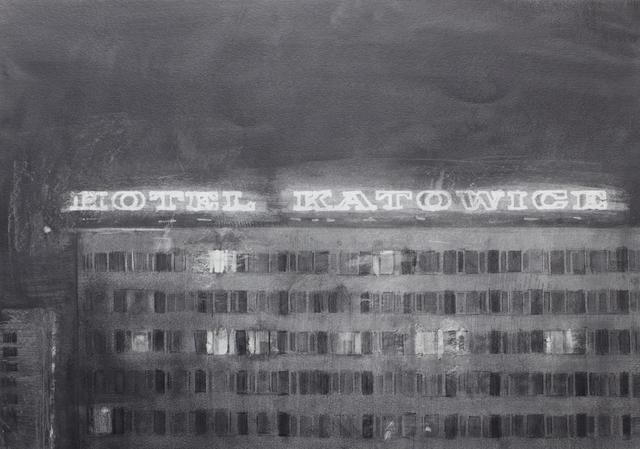 Sebas Velasco, 'Hotel Katowice II', 2019, Urban Spree Galerie