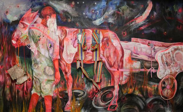 , 'Witness,' 2018, Jenkins Johnson Gallery
