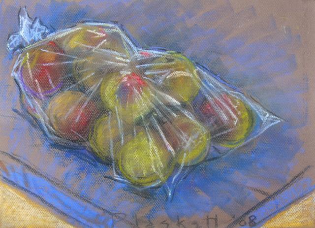 , 'Apples in Plastic 1,' , Bau-Xi Gallery