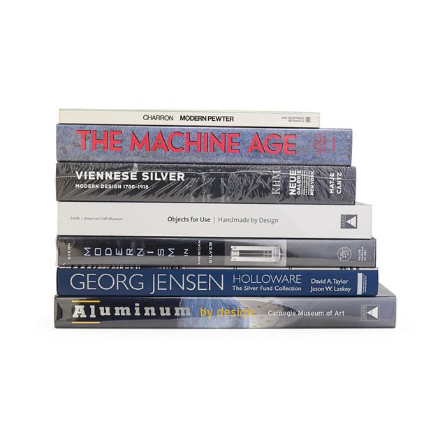'Modern Design and Metal Books', Rago/Wright