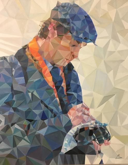 , 'Portrait Alessandro Berni,' 2017, Alessandro Berni Gallery